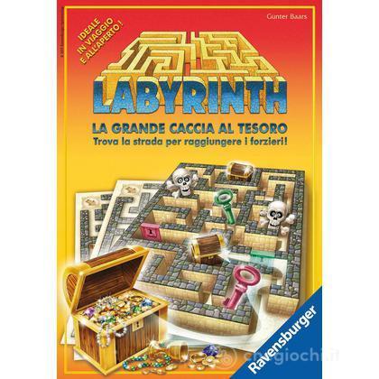 Labyrinth la grande caccia al tesoro (26548)