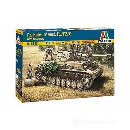 Carro armato PZ. IV F1/F2/G 1/35 (IT6548)