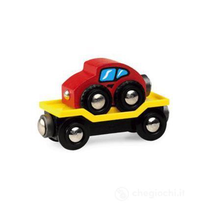 Vagone trasporto auto