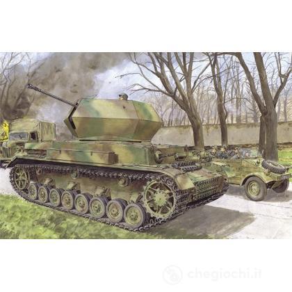"3,7cm Flak 43 Flakpanzer Iv ""Ostwind"" (Smart Kit)"