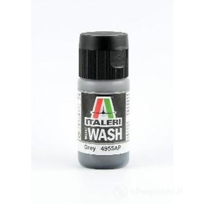 Colore acrilico wash 20 ml Grigio (4955AP)