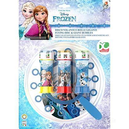 Bolle con Frisbee Frozen 115500