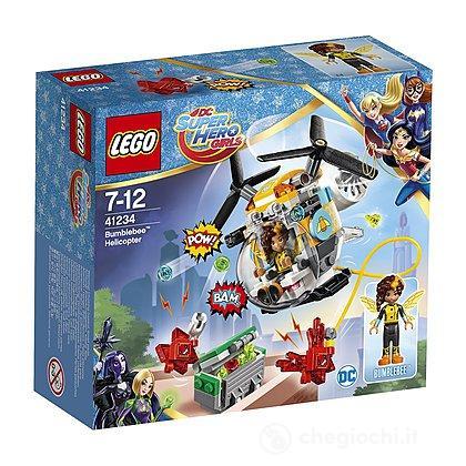 L'elicottero di Bumblebee - Lego DC Super Hero Girls (41234)
