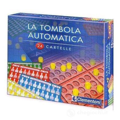 Tombola automatica 24 cartelle