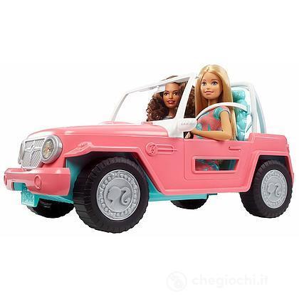 Barbie Jeep con 2 bambole (FPR59)