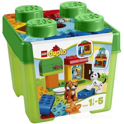 Set regalo tutto in uno lego duplo 10570 mattoncini for Tutto in regalo