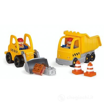 Unico Plus - Costruzioni - Mezzi Cantiere