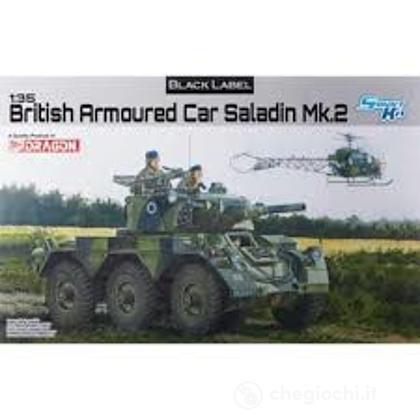 Carro Armato British Armored Car Saladin Mk.2 1/35 (DR3554)