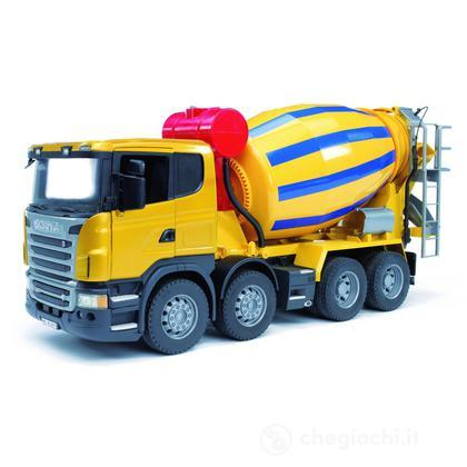 Camion betoniera Scania R (3554)
