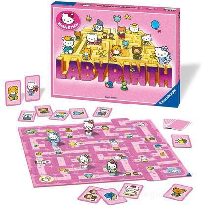 HKY Labirinto Hello Kitty (26554)