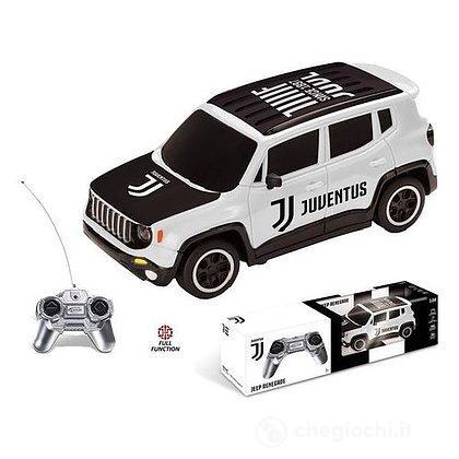 Radiocomando Jeep Renegade Juventus 1:24 (63555)