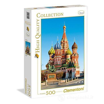 Moscow 500 pezzi High Quality Collection (30555)
