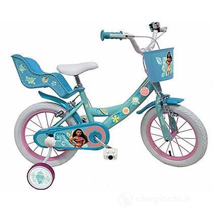 Bicicletta Disney 14 Vaiana (B03744)