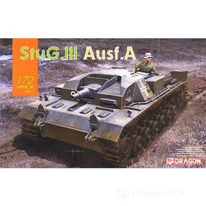 Carro Armato StuG.III Ausf.A 1/72 (DR7557)