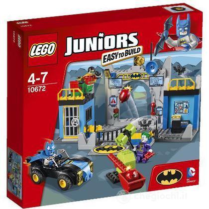 La Mia Prima Bat-Caverna - Lego Juniors (10672)