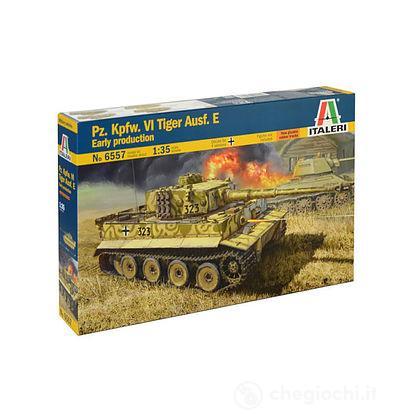 Carro armato Pzkpfw Vi Ausf.E Tiger Early Prod. 1/35 (IT6557)
