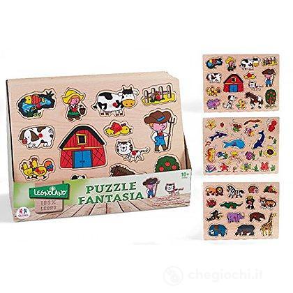 Puzzle Fantasia Legnoland (36557)
