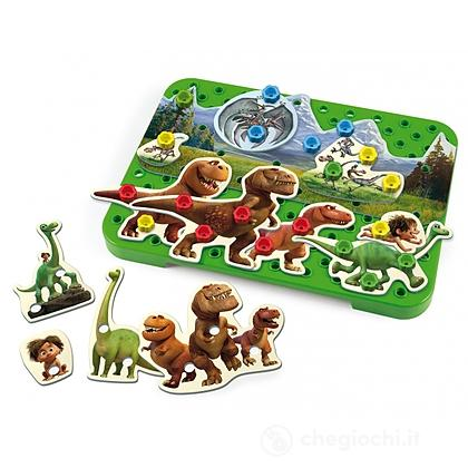 Tecno Puzzle The Good Dinosaur