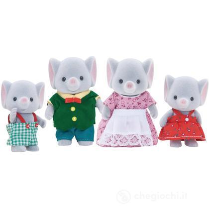 Famiglia elefanti (3558)