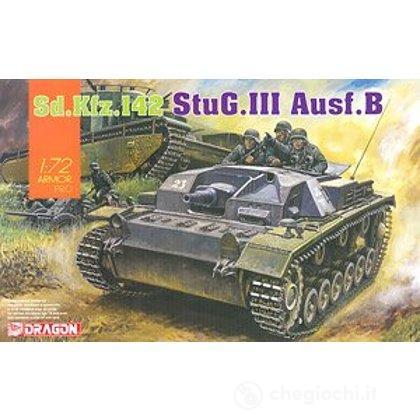 Carro Armato StuG.III Ausf.B 1/72 (DR7559)