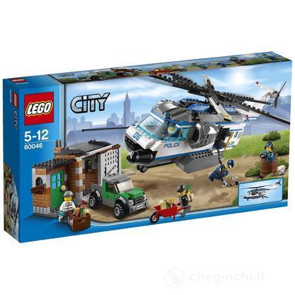 Elicottero di Sorveglianza - Lego City (60046)