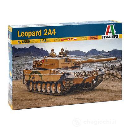 Carro armato Leopard 2A4 1/35 (IT6559)