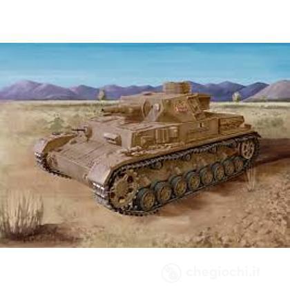 Carro Armato Pz.Kpfw.IV Ausf.F1 1/72 (DR7560)