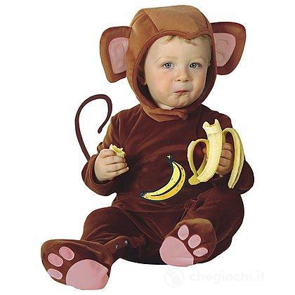 Costume scimmia 1-2 anni