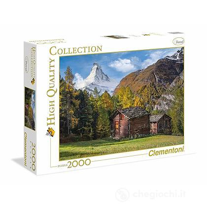 Fascination With Matterhorn 2000 pezzi High Quality Collection (32561)