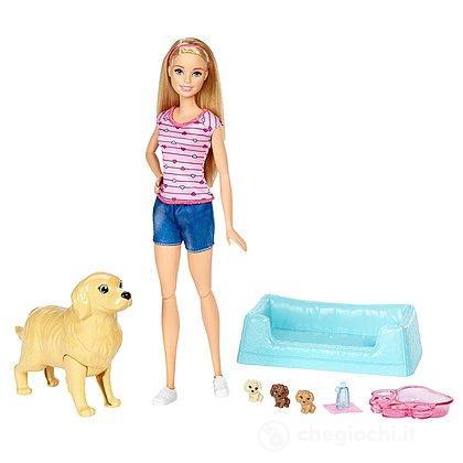 Barbie Cuccioli Appena Nati (FDD43)