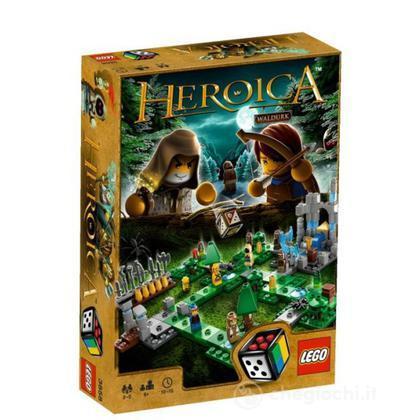 LEGO Games - Heroica - Foresta di Waldurk (3858)