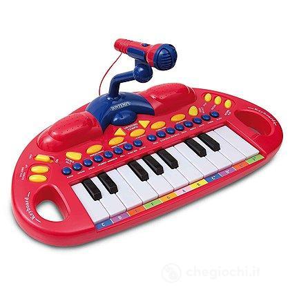 Tastiera Elettronica 18 tasti con microfono (MK1830.2)