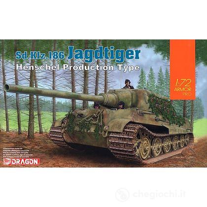 Carro Armato PANZERKAMPFWAGEN T-34/85. Scala 1/72 (DR7563)