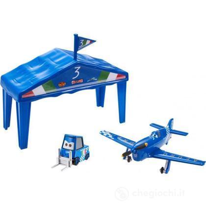 Arturo Aeroflex Hangar Planes Tendone (Y8995)