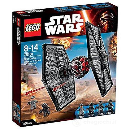 First Order Special Forces TIE fighter - Lego Star Wars (75101)