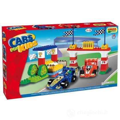 Autodromo F1 Cars Unico (85640)
