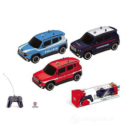 Radiocomando Jeep Renegate Security 1:24 (63564)