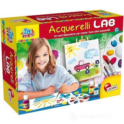 Io Creo - Laboratorio Crea I Miei Acquerelli 65646)