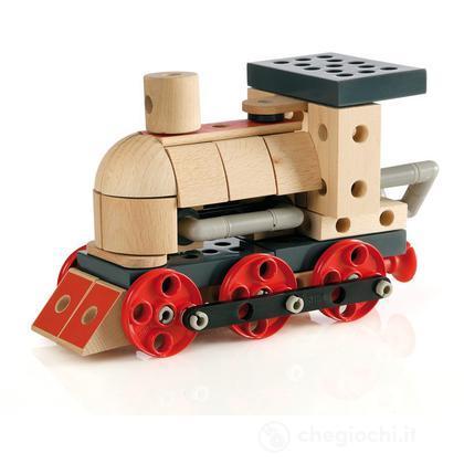 Treno a vapore (34565)