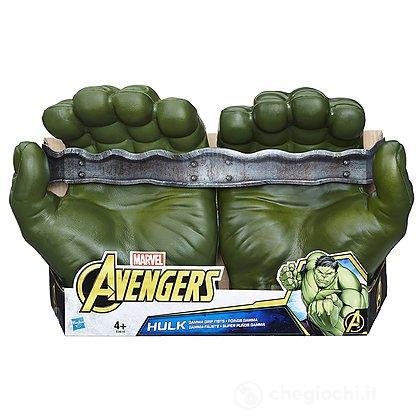 Pugni di Hulk Avengers