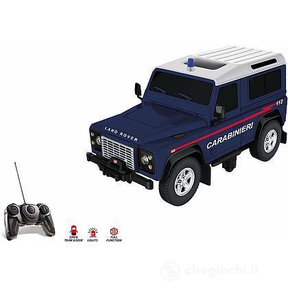 Jeep Defender Carabinieri Radiocomandata 1: 14