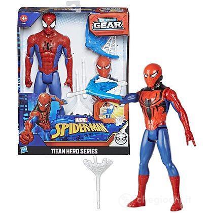 Titan Hero Blast Gear Spider-Man