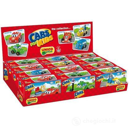 Kid Cars Displ.Mini Box (85670)