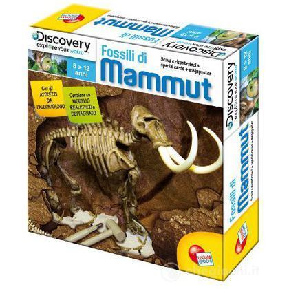 mammut giocattolo  Fossili di Mammut (3566) - Scienze - Lisciani - Giocattoli ...