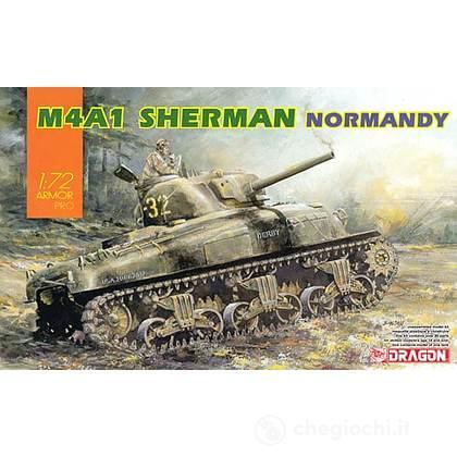 Carro armato M4A1 Sherman 1/72 (DR7568)