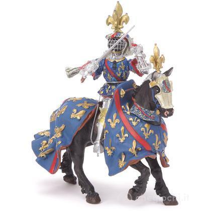 Cavalieri - Il duca di Borbone a cavallo