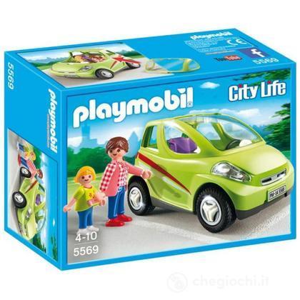 City Car con mamma e figlia (5569)