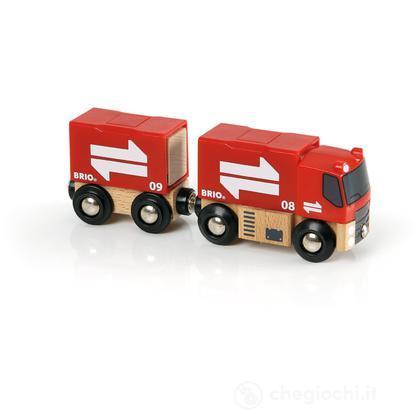 Camion semiarticolato
