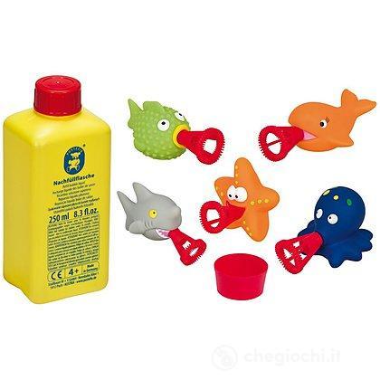 Bolle di sapone Mini BUBBELIX Seaworld 250 ml