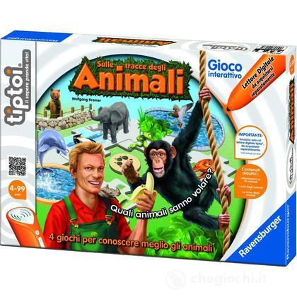 Gioco Sulle tracce degli Animali (00573)